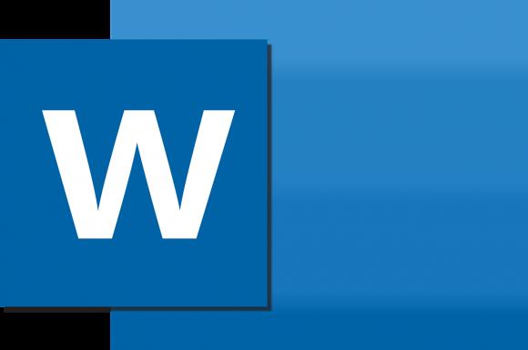 logiciel word