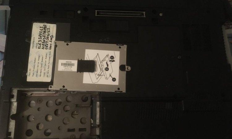 Récupération données PC